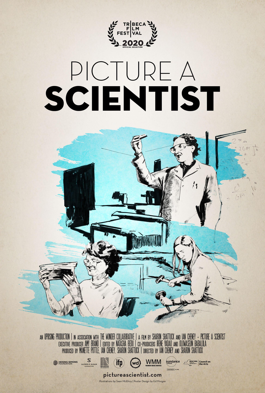 "film ""Picture a scientist"""