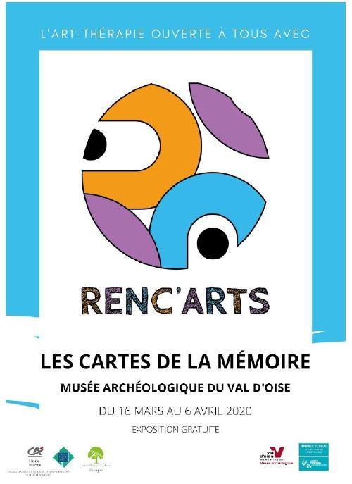 Affiche Ren'arts